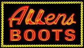 allens boots coupon